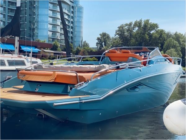 Cranchi Yachts Endurance line